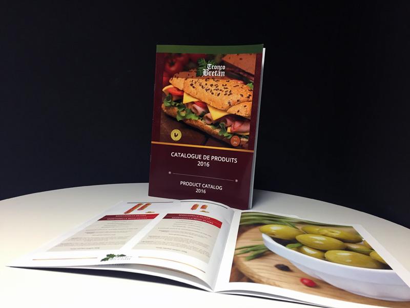 Nuevo catálogo de productos Tronco Bretán